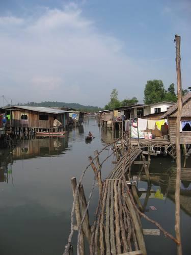 Kampung Mengkabong Tuaran