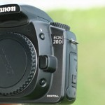 Time to upgrade – Canon 20D and 28-135mm for sale