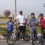 Family Ride – Hot Air Balloon