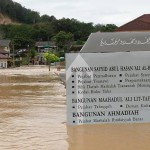 Banjir Besar di Maahad Derang