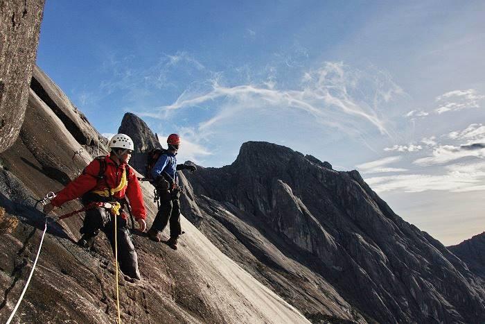 Mount Kinabalu Via Ferrata