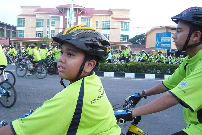 Cycle For Health