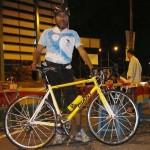 Road bike – First Ride