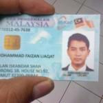Cheater / Penipu: Muhammad Faizan Liaqat – MBB 112772069880 – Tel: 0138298690 – IC 770312-45-7638
